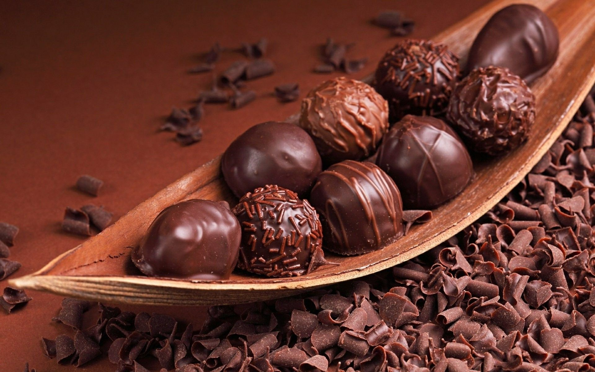 Fondos De Pantalla De Chocolates: Chocolat : Fond D'écran