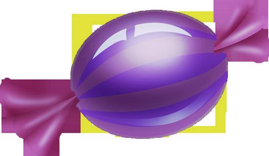 Dessin Couleur Bonbon Violet