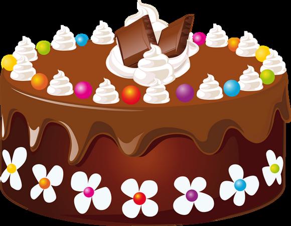 Dessin Gateau Au Chocolat